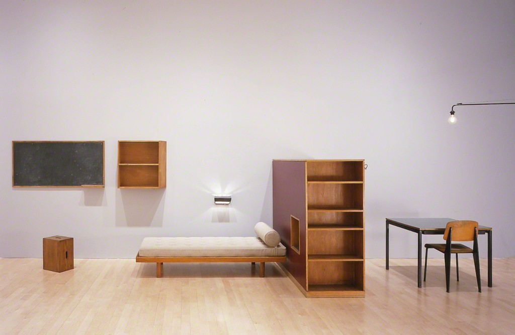 The Milanese Bedroom Le Corbusier Charlotte Perriand