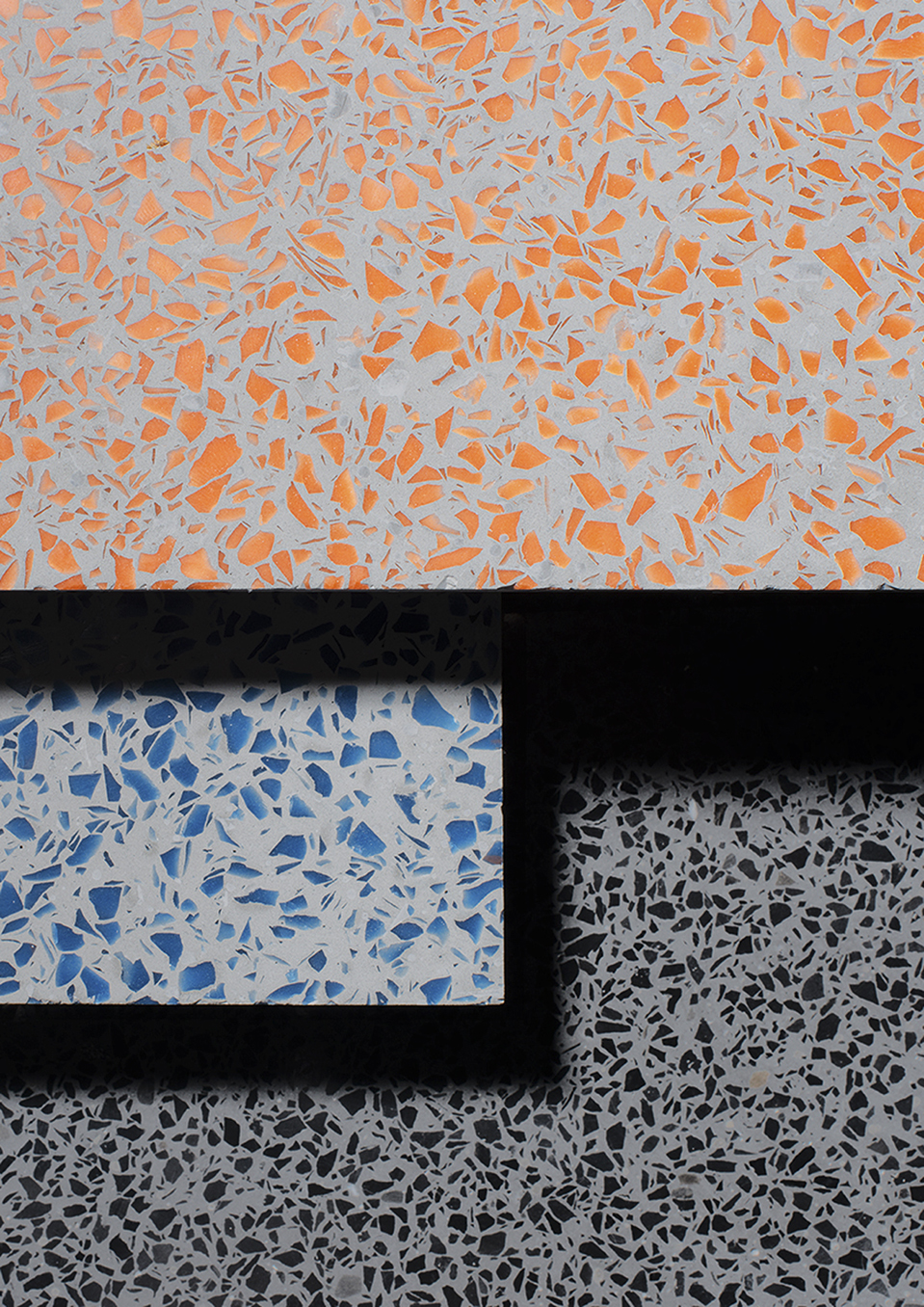 The Milanese. » Terrazzo Project, Design by Philippe-Albert Lefebvre ...