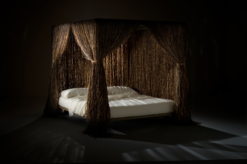 The Milanese Cabana Bed Design By Campana Brothers For