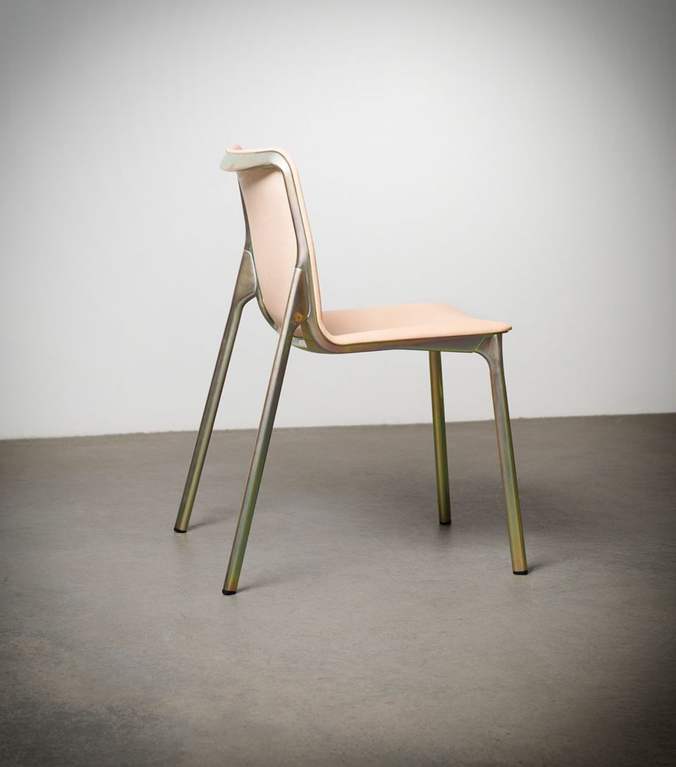 the milanese chassis prototype chair sf ch gl 000 of. Black Bedroom Furniture Sets. Home Design Ideas