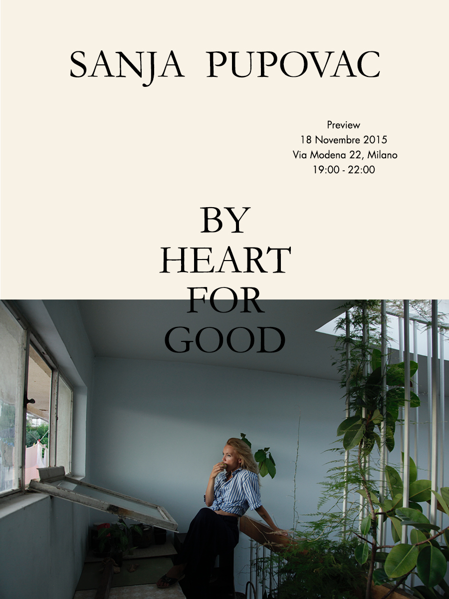01 Sanja Pupovac By Heart For Good