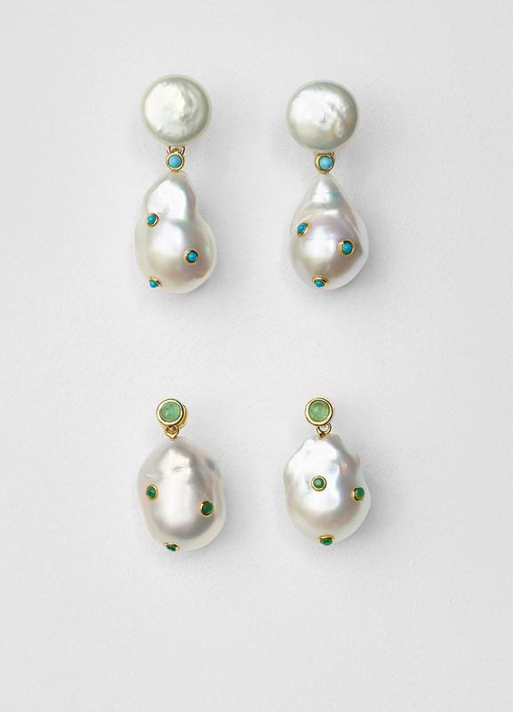 celine the milanese earrings
