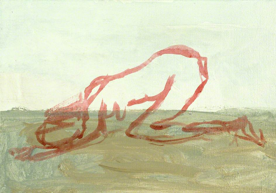 Emin, Tracey; Trying to Find You 1; Royal Academy of Arts; http://www.artuk.org/artworks/trying-to-find-you-1-148748
