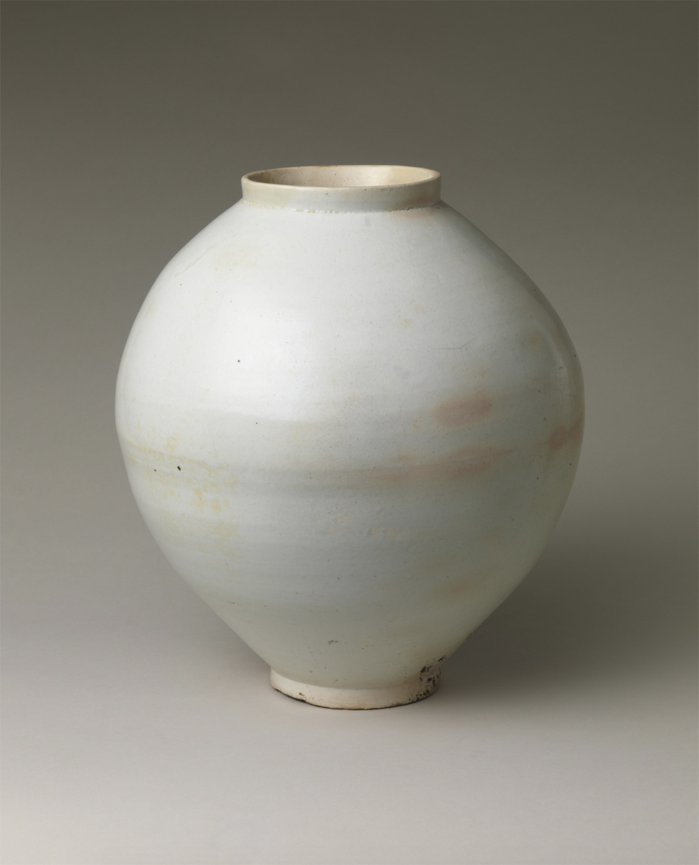 moon jar korea milanese