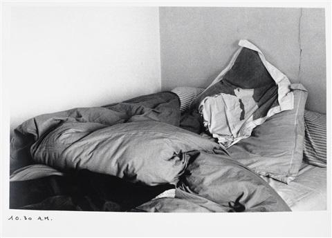 sophie-calle-the-sleepers-(bob-garison,-third-sleeper)-1